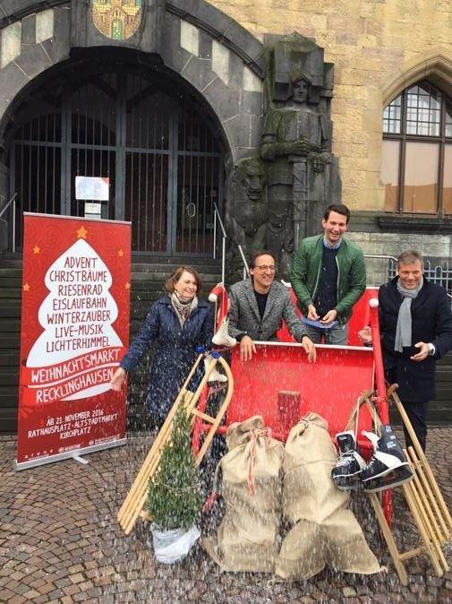 Weihnachtsmarkt Recklinghausen.Weihnachtsmarkt Recklinghausen 2016 Www Altstadt Re