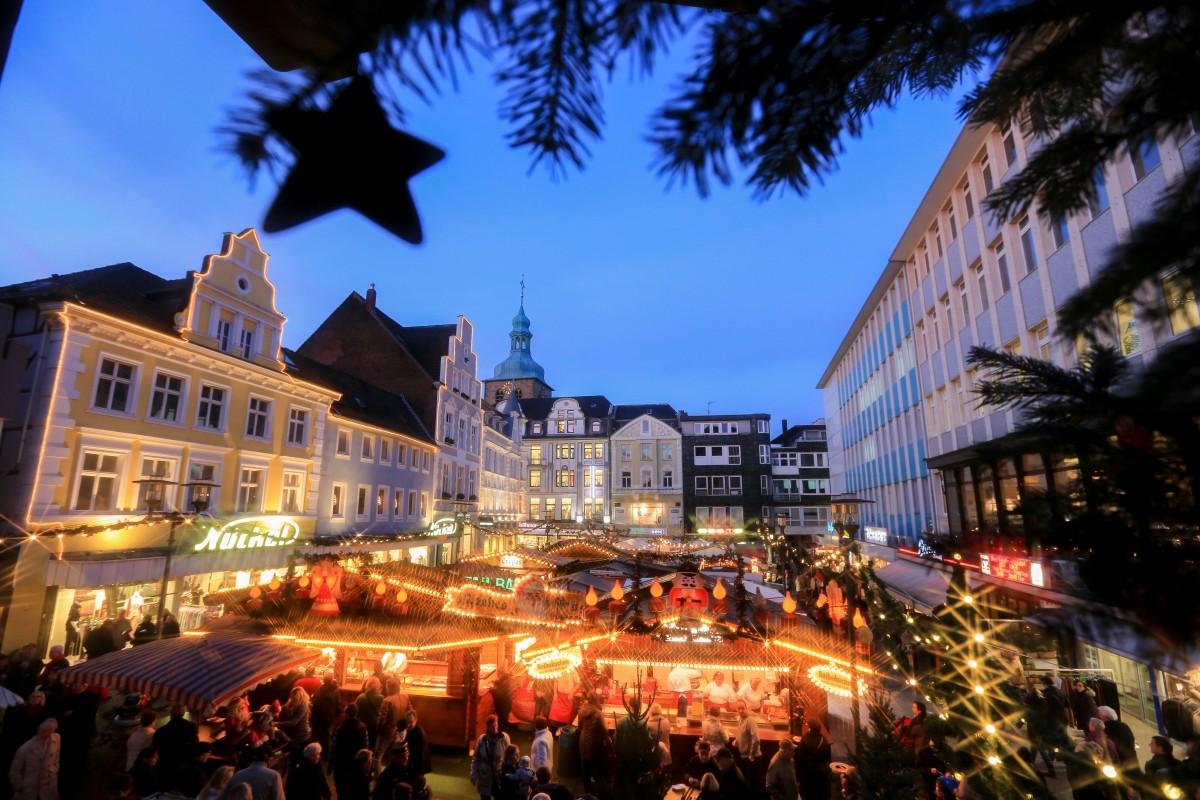 Weihnachtsmarkt Recklinghausen.Weihnachtsmarkt Recklinghausen Www Altstadt Re