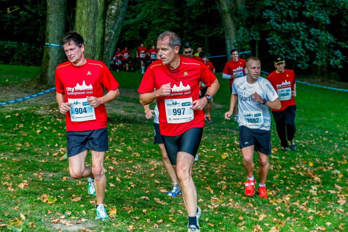 2.City Trail - RECKLINGHAUSEN RENNT